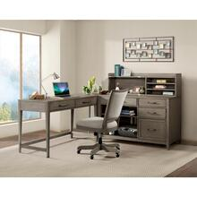 Vogue - Corner Unit - Gray Wash Finish
