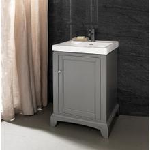 "See Details - Smithfield 21x18"" Vanity - Medium Gray"