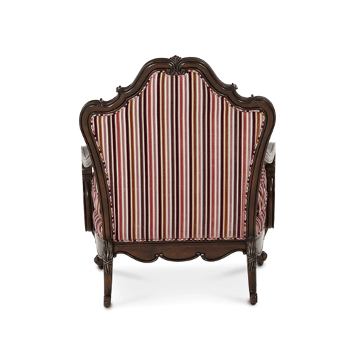 Bergere Wood Chair - Opt1