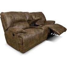 EZ13685 EZ136 Double Reclining Loveseat Console