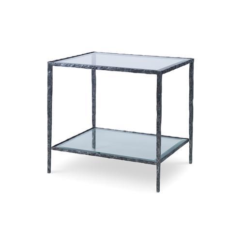 Maitland-Smith - BROCK CHAIRSIDE TABLE