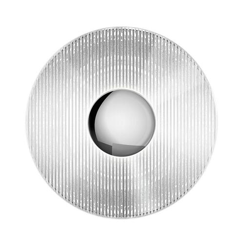 Sonneman - A Way of Light - Meclisse LED Sconce [Color/Finish=Polished Chrome w/Clear Glass]