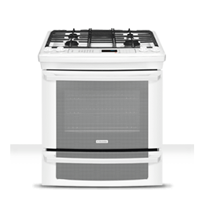 Electrolux - 30'' Natural Gas Built-In Range with IQ-Touch Controls