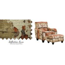 See Details - Reflection Lava Accent Ottoman