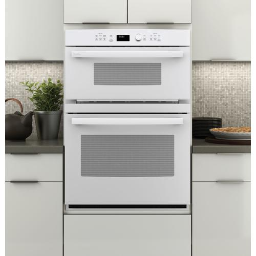 """GE Profile - GE Profile™ 30"""" Built-In Combination Convection Microwave/Convection Wall Oven"""