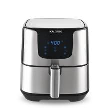 Kalorik 3.5 Quart Digital Air Fryer Pro, Stainless Steel