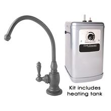 """Product Image - The """"Little Gourmet""""® Instant HOT Water Dispenser Kits with Heating Tank"""