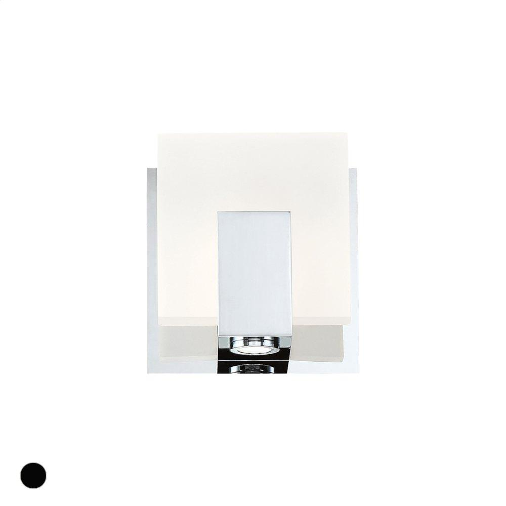 See Details - 1-LIGHT LED WALL SCONCE - Chrome