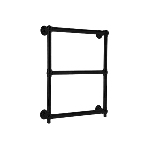 """Stour Wall Mount Towel Warmer 27"""" x 24"""" Hydronic"""