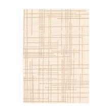 Vito - Minimalist Lines Area Rug, Ivory, 5' x 8'