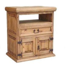 """See Details - 24"""" Swivel Top TV Stand"""