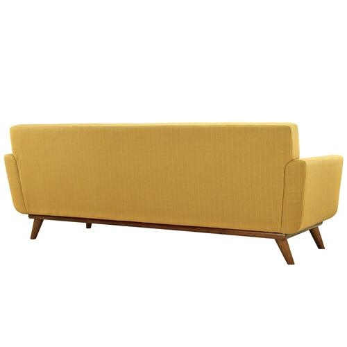 Engage Armchairs and Sofa Set of 3 in Citrus