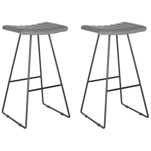 Akito Bar Stool - Grey