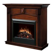 See Details - Holbrook Electric Fireplace