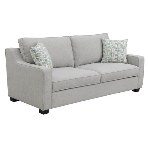Emerald Home Berkley Sleeper Sofa U3315-50-09, Dove Gray