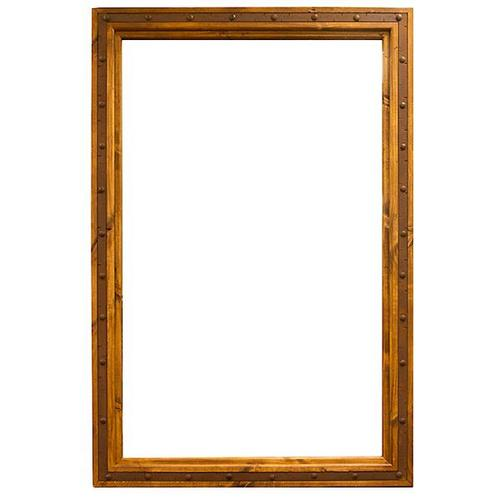 """L.M.T. Rustic and Western Imports - 48"""" X 72"""" Mirror"""