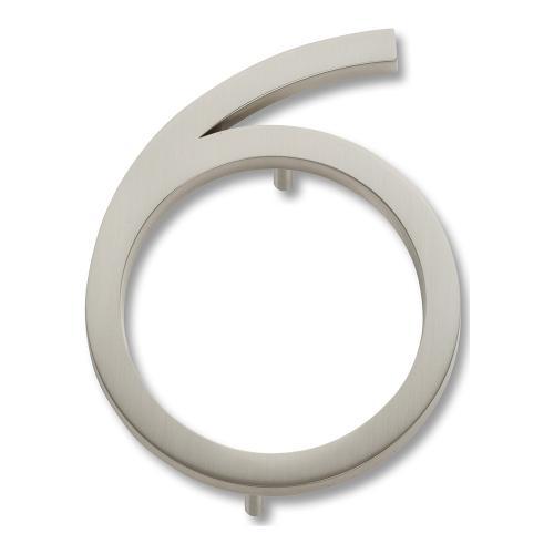 Modern Avalon #6 - Brushed Nickel