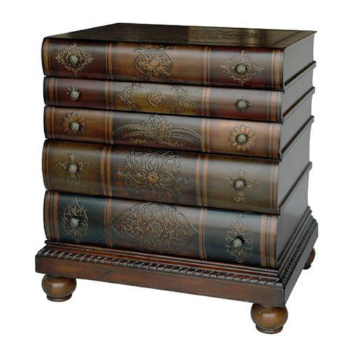 Product Image - Library 3-Drawer Chest