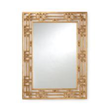 See Details - Pierced Mirror