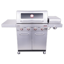 See Details - Signature Series™ TRU-Infrared™ 4-BURNER GAS GRILL Signature Series™ TRU-Infrared™ 4-BURNER GAS GRILL