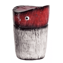 Lure Covered Jar.