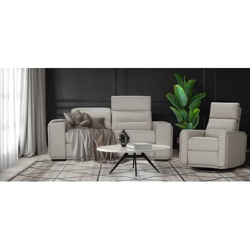 Berlin Apartment Sofa (169-170) Swivel rocking motion chair (043)