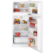 GE® 11.4 Cu. Ft. Top-Freezer Refrigerator