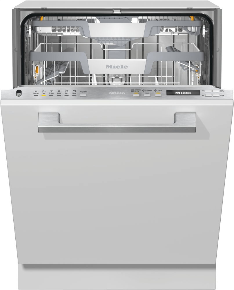 MieleG 7156 Scvi - Fully Integrated Dishwasher Xxl With 3d Multiflex Tray For Maximum Convenience.