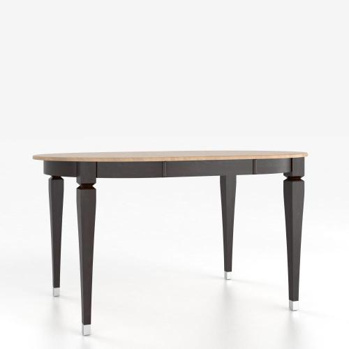 Gallery - Oval table with legs