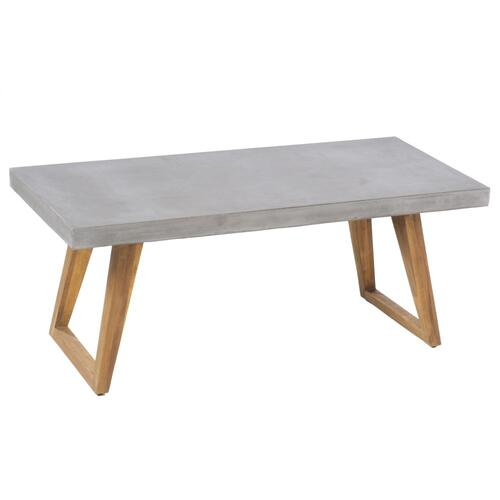"Mason 43"" Rectangular Coffee Table"