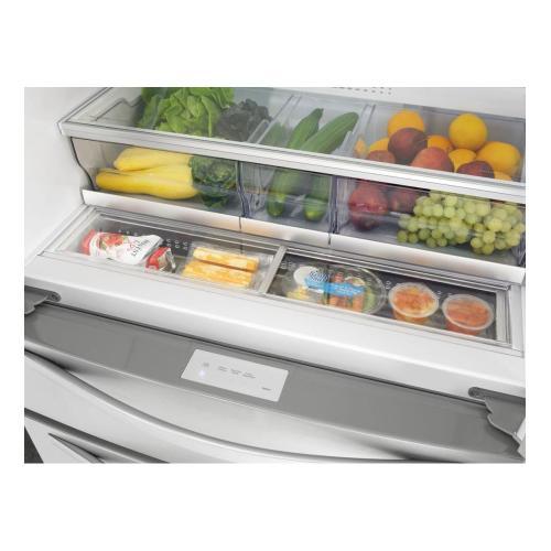 26 cu. ft. 4-Door Refrigerator with the Most Flexible Storage