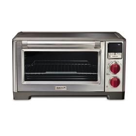 Countertop Oven with Convection - Red Knob