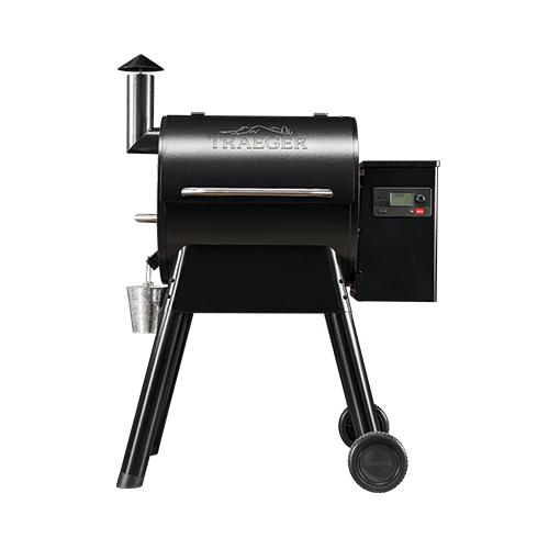 Traeger Grills - Traeger Pro 575 Pellet Grill - Black