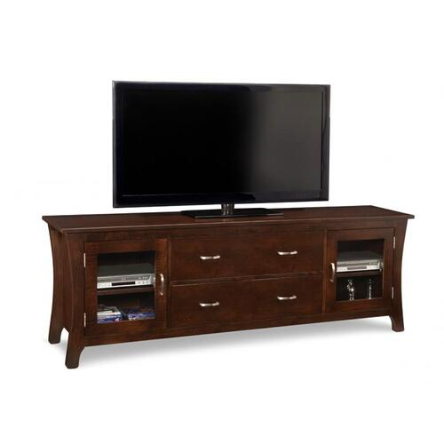 "Handstone - Yorkshire 74"" HDTV Cabinet"