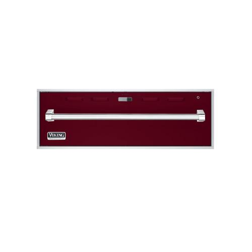 "Burgundy 30"" Professional Warming Drawer - VEWD (30"" wide)"