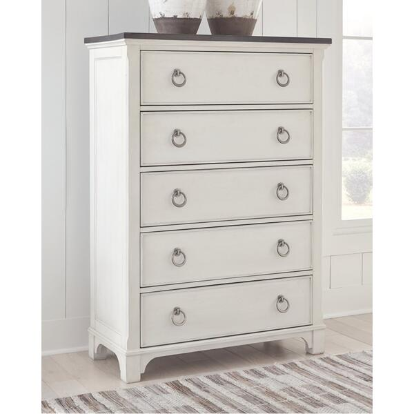 See Details - Nashbryn Chest of Drawers