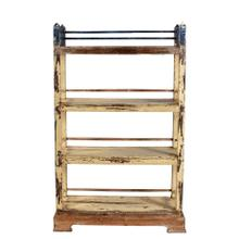 Rustic Teak Shelf