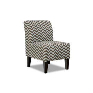 Simmons Upholstery - Armless Accent Chair