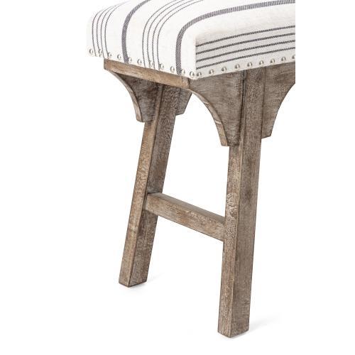 Heritage Wood Bench