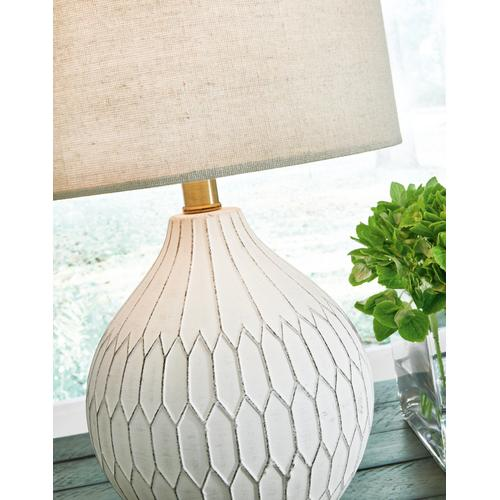 Signature Design By Ashley - Wardmont Table Lamp