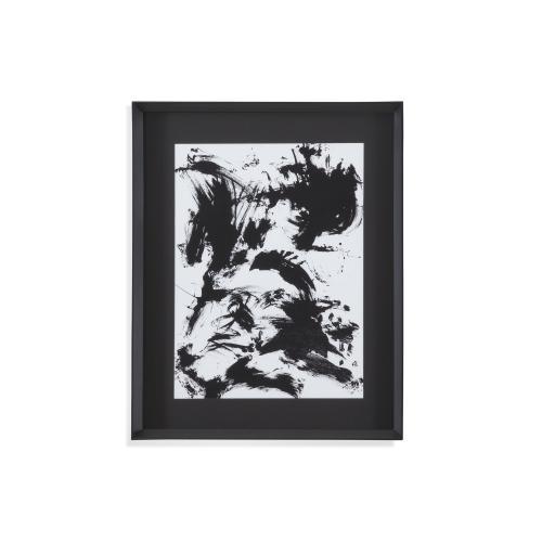 Bassett Mirror Company - Expressive Abstract I