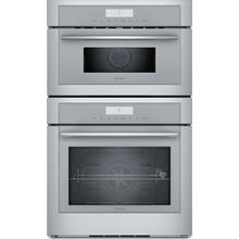 Combination Speed Wall Oven 30'' Masterpiece® Stainless Steel MEDMC301WS