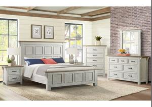 Lf1075wyatt5pcset In By Lane Home Furnishings In Auxvasse Mo 1075 Wyatt Bedroom Collection