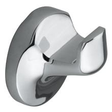 Aspen chrome single robe hook