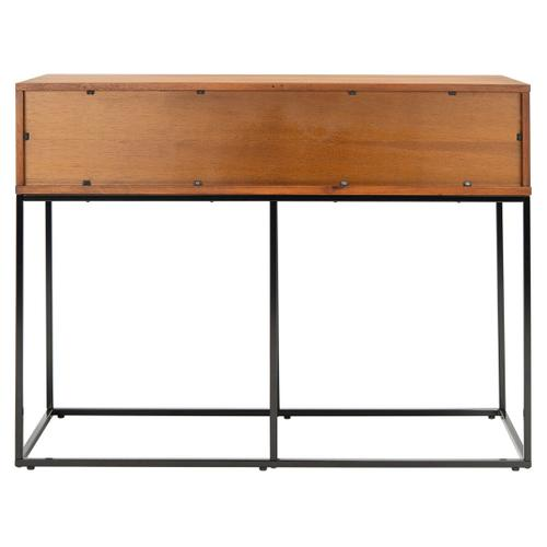 Safavieh - Marquise 2 Drawer Console Table - Brown