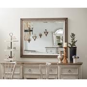 Glendale Estates Landscape Framed Dresser Mirror Product Image