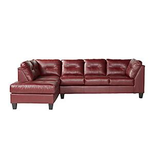 2500 Right Facing Sofa (Available in Black)