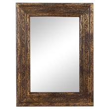 """WD RECT WALL MIRROR 36""""W, 47""""H"""