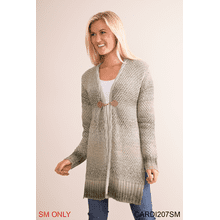 Boulder Creek Cardigan - S/M (4 pc. ppk.)