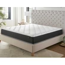 Silver Sleep Bamboo Plush 11.5-inch Mattress, King